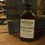 Bourbon Infused BBQ Sauce (Flask)