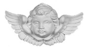 Cherub Applique A100
