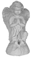 Praying Angel Statuette A111