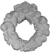 Wreath Applique A137