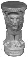 Lion Statuette A146