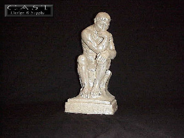 Statuette 'The Thinker' A173