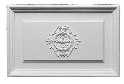 Decorative Recessed Panel - Casting Plaster