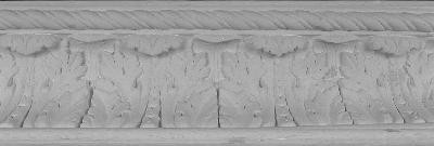 Decorative Acanthus Leaf Crown Molding