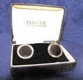Vintage signed Dante cuff links