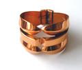 Vintage Renoir Copper Clamper Bracelet