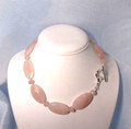 Ralph Lauren Rose Quartz Necklace