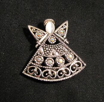 Vintage Angel Pin