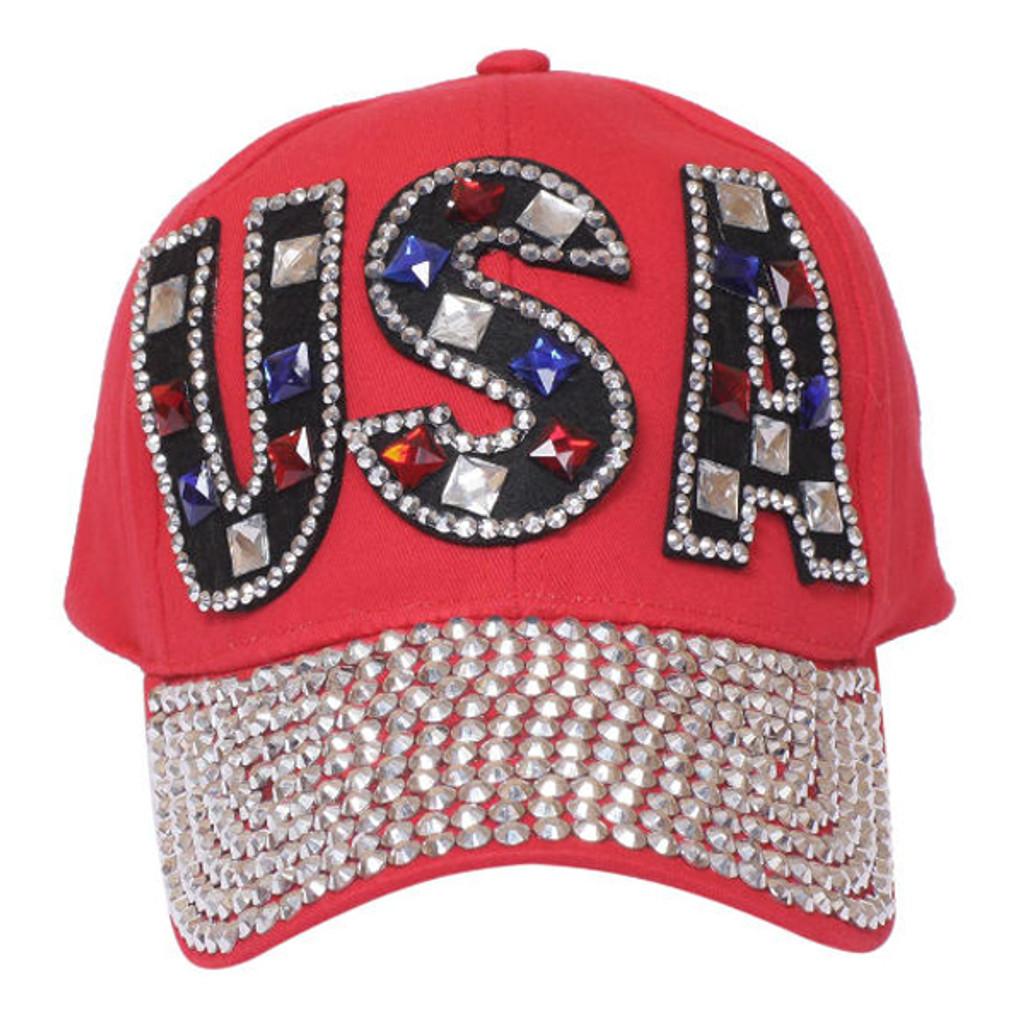 Something Special - USA Jewel Baseball Cap