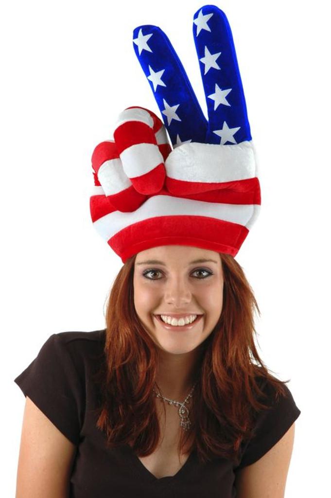 Elope - Peace Hand U.S.A. Hat
