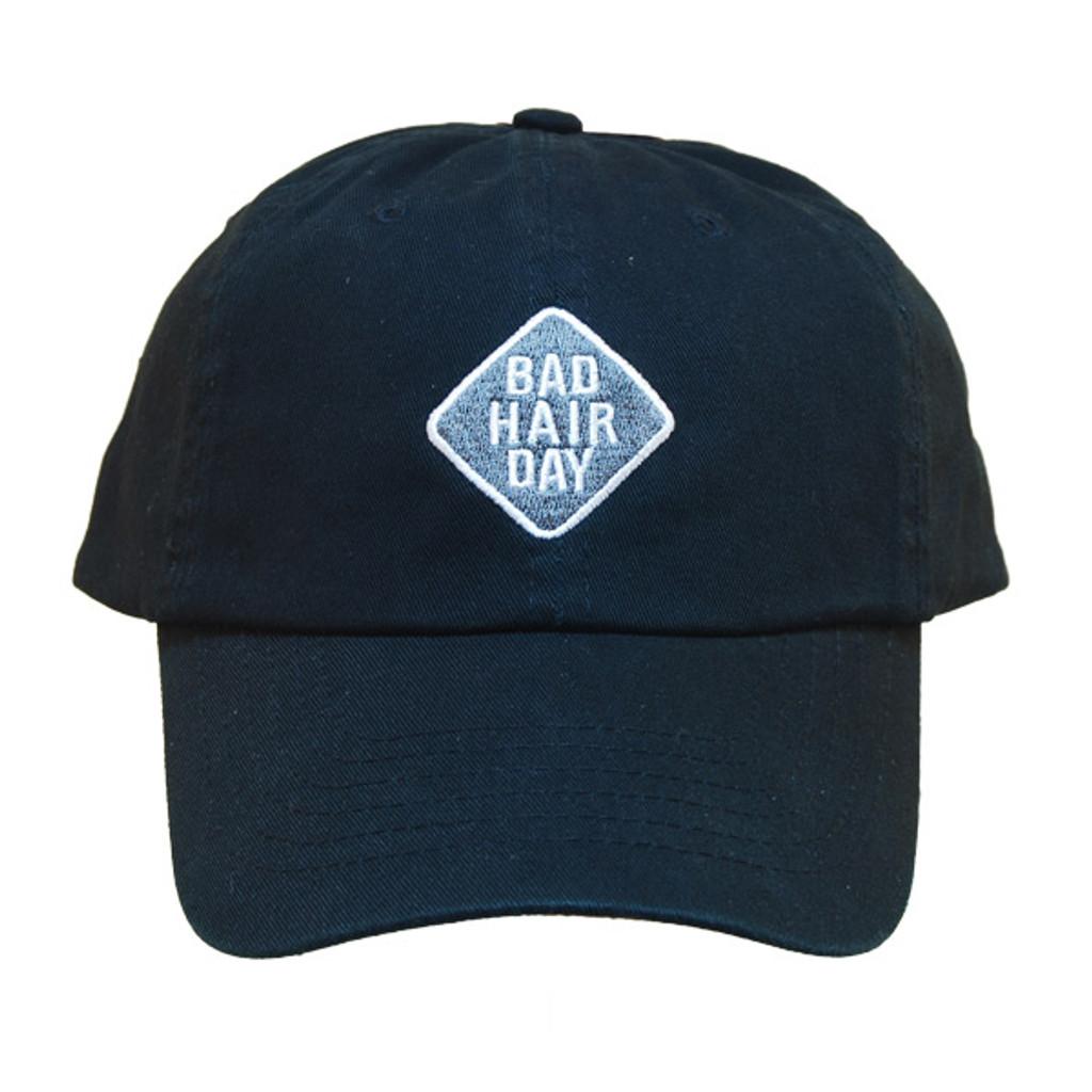 Dorfman Pacific - Bad Hair Day Baseball Cap - Front View