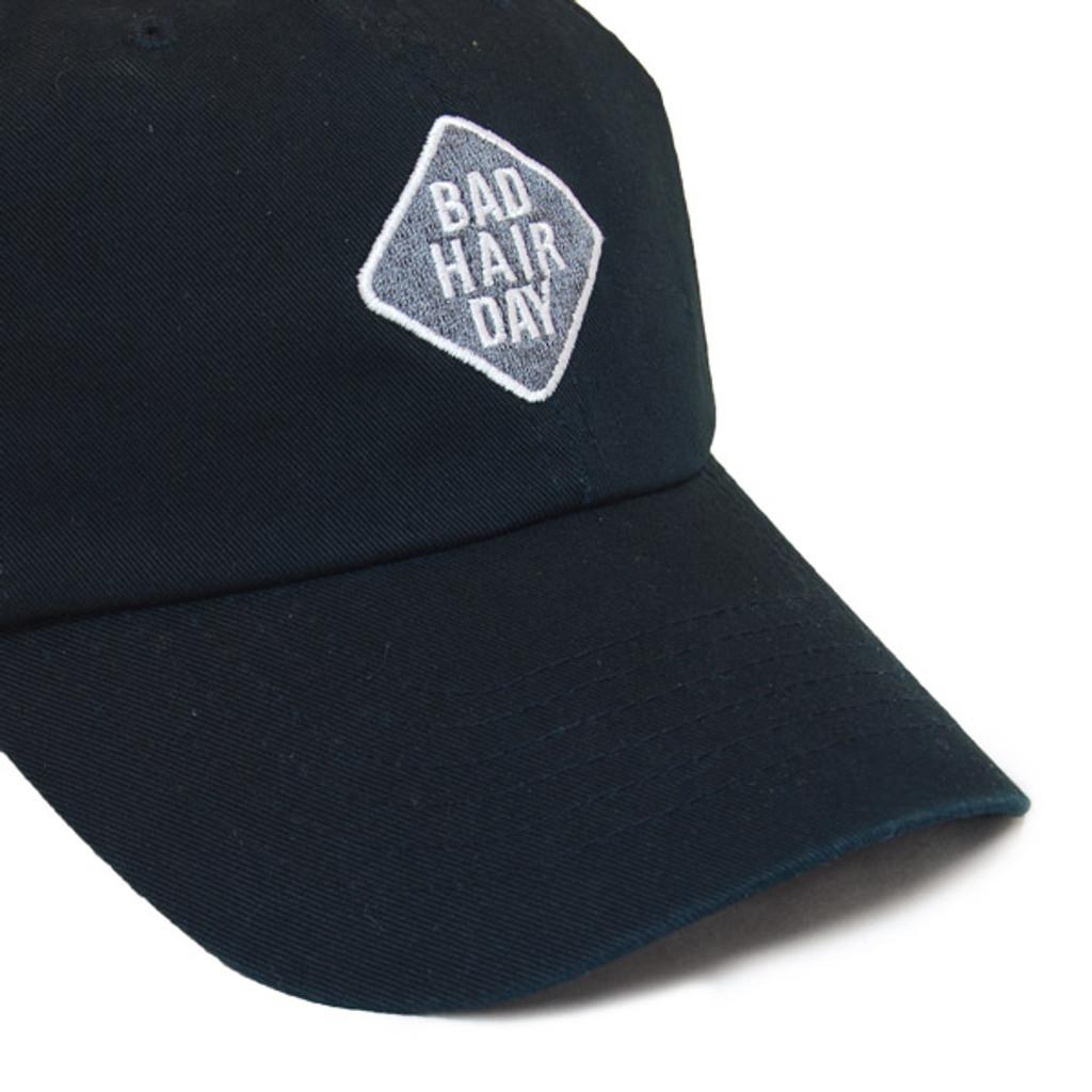 Dorfman Pacific - Bad Hair Day Baseball Cap - Closeup