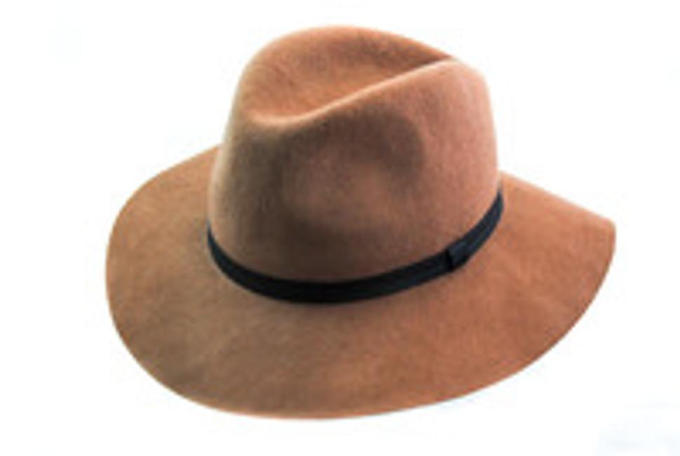 The Wool Felt Floppy Hat Trend