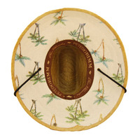 Peter Grimm - Thai Lifeguard Hat Underbrim