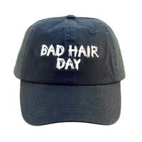Dorfman Pacific - Bad Hair Day Script Baseball Cap - Front View