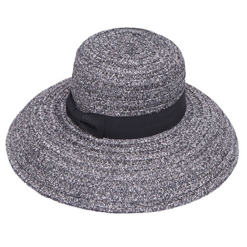Something Special - Black Down Brim Sun Hat