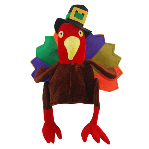 Jacobson - Thanksgiving Turkey Hat