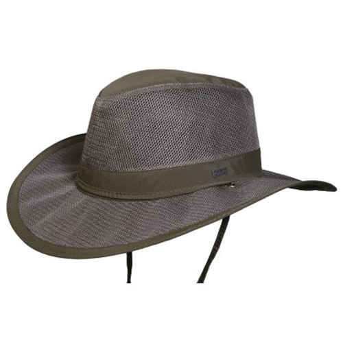 Conner - Airflow Lightweight Outdoor Hat Olive
