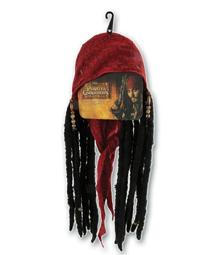Elope - Pirate Scarf Hat with Dreads