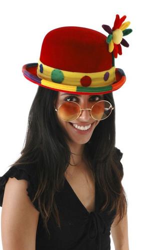 Elope - Clown Bowler Hat