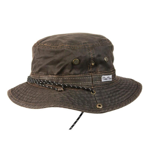 Conner - Mountain Ventilated Hat - Full View