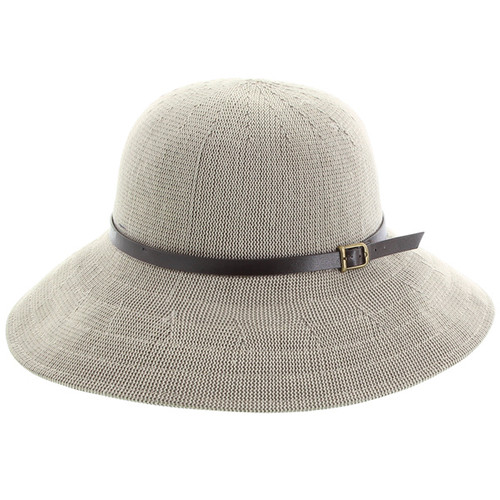 Kooringal - Leslie Wide Brimmed Sun Hat - Taupe