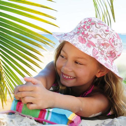 Malia Surf Pink Bucket Hat