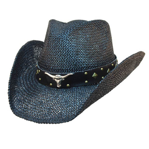 California Hat Company - Toyo Long Horn Western Hat - Full View