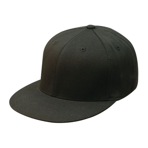 Flexfit - Black Premium Fitted 210 Cap