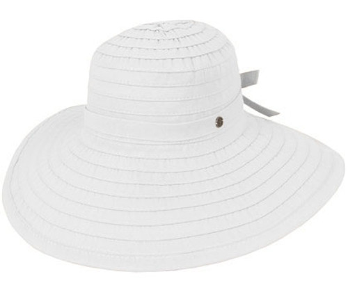 Kooringal - Sofia Wide Brim Hat White Style