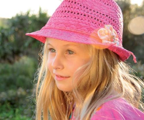 Girls Wonderland Fedora