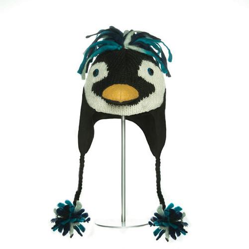 KnitWits - Rock Hopper Penguin Hat
