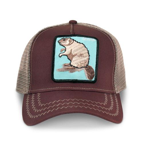 Goorin - Beaver Baseball Cap (Front)