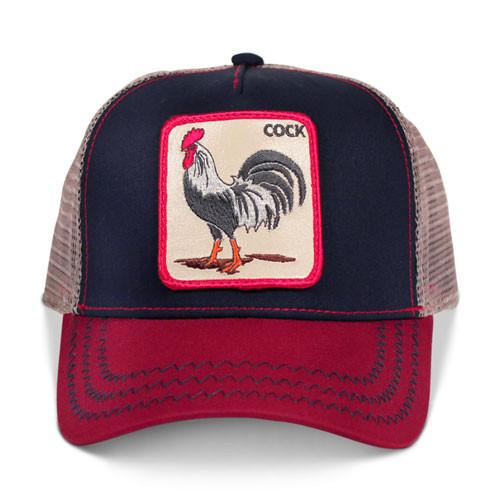 Goorin - Rooster Baseball Cap - Front