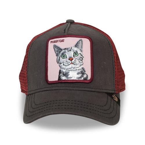 Goorin - Whiskers Baseball Cap - Front