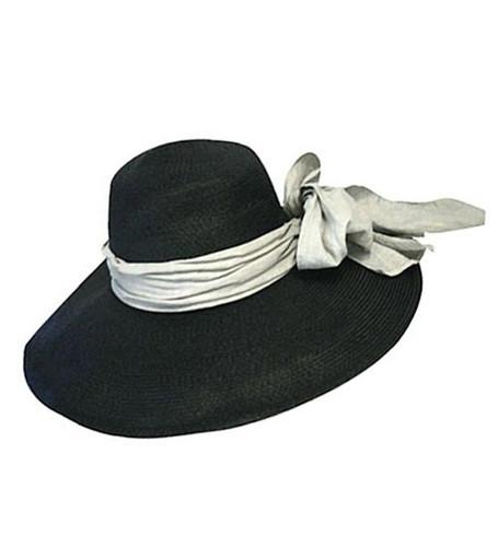 Kooringal - Juliette Wide Brim Sun Hat in Black