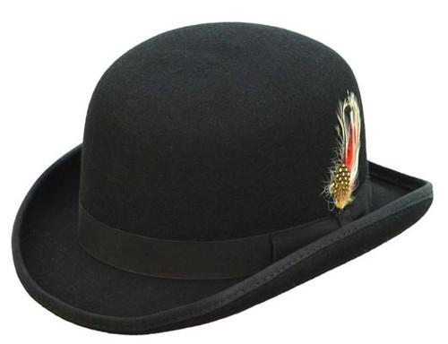 Kenny K - Low Crown Derby Hat