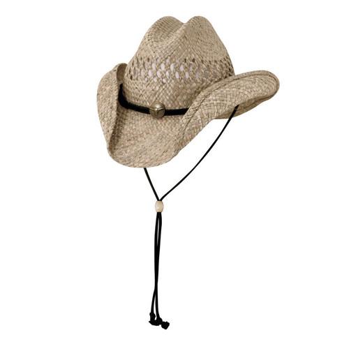 Scala - Seagrass Cowboy Hat