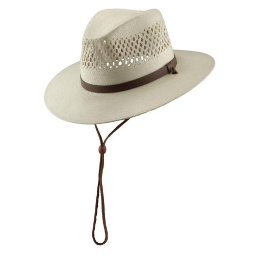 Scala - Toyo Safari Hat with Vented Crown