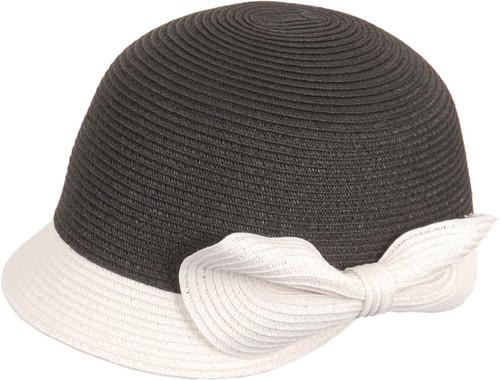 Kenny K - Black and White Toyo Cap