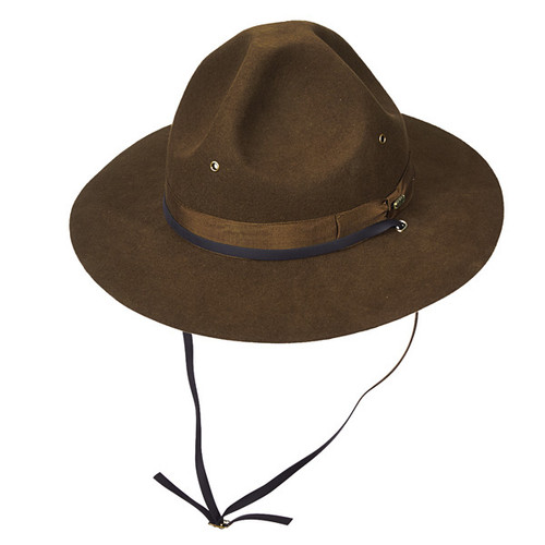 Dorfman Pacific - Wool Felt Campaign Hat