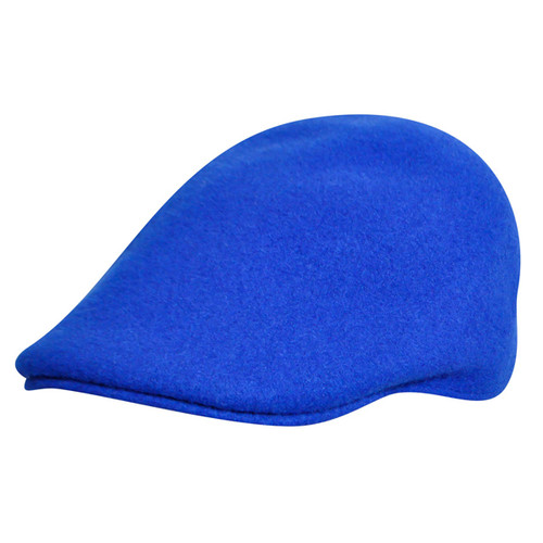 Kangol - Blue Seamless Wool 507 Cap Main
