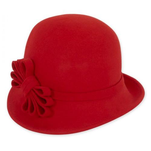 Adora - Lalfar Wool Felt Cloche Hat