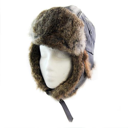 Klondike Sterling - Main Fur Trapper Hat