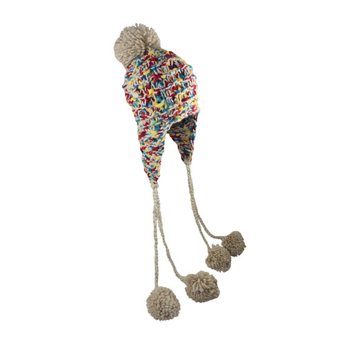 Jeanne Simmons - Multicolor Trapper Hat