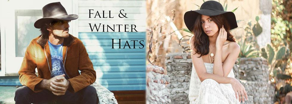 Fall & Winter Hats
