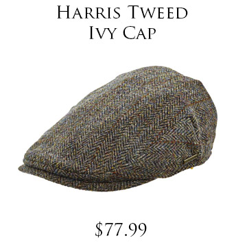Stetson-Harris-Tweed-Ivy-Cap