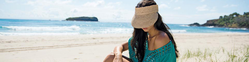 Womens Visor Hats