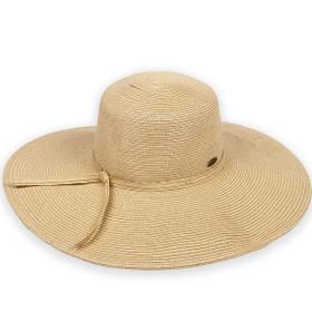 "Sun 'N' Sand - Natural Shoreline Hues 5"" Brim Hat"