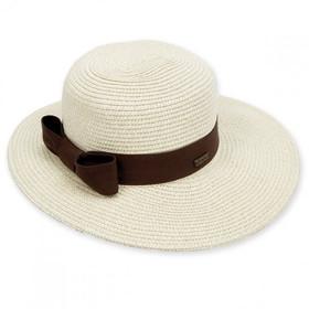 Sun 'N' Sand - Beige Clara Paper Braid Hat